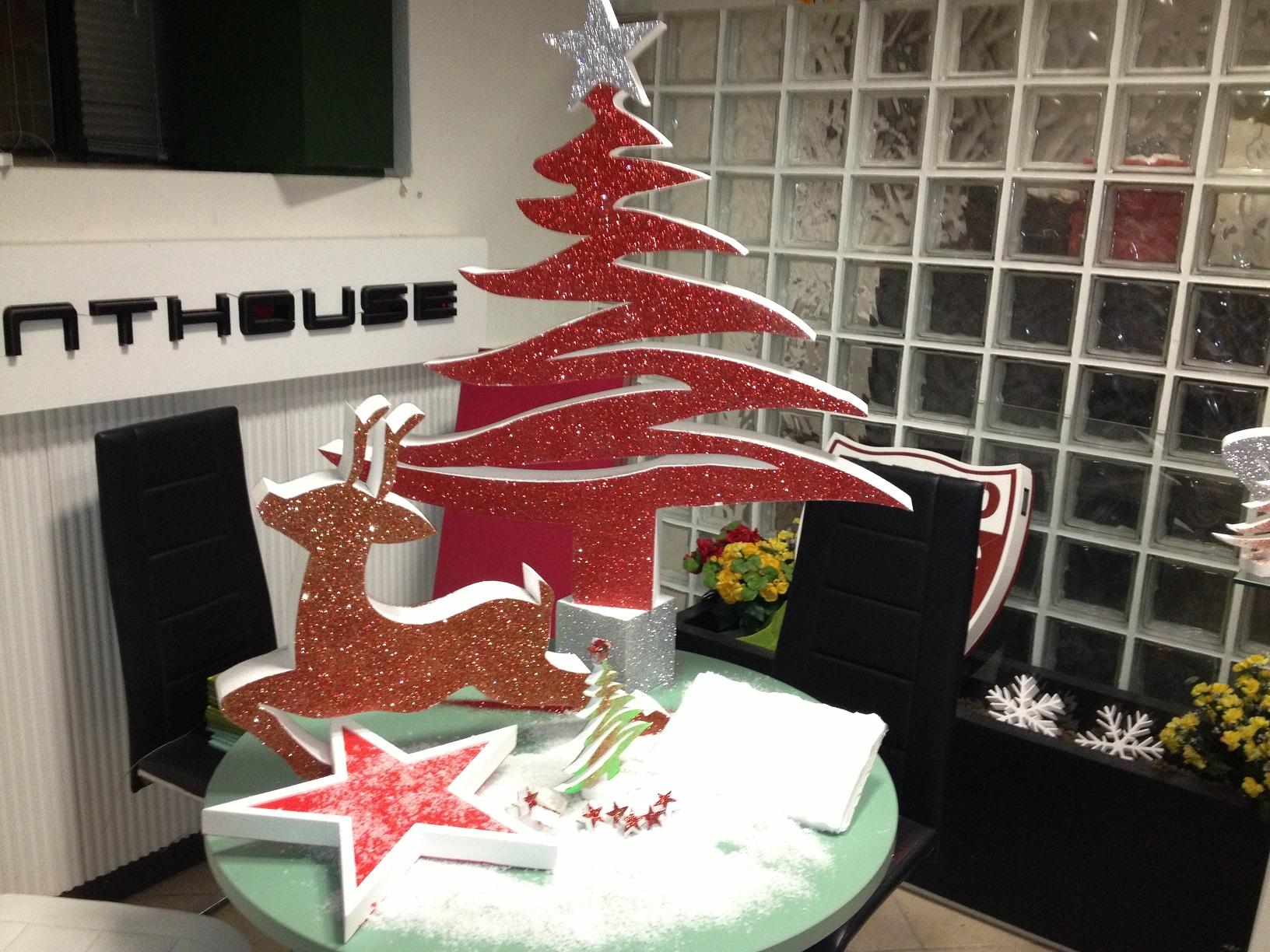Decorazioni natalizie polistirolo uf26 regardsdefemmes - Decorazioni in polistirolo ...